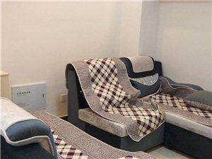 东升国际13楼公寓精装房家具家电齐全拎包入住