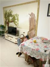 华鑫现代城两室一厅 精装 南向 布局合理
