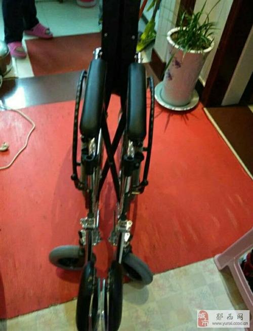 几乎全新轮椅转卖