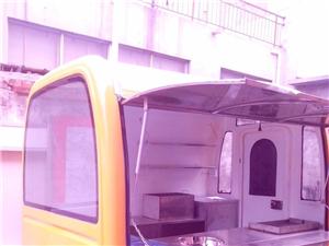 多功能电动三轮餐车对外出售!