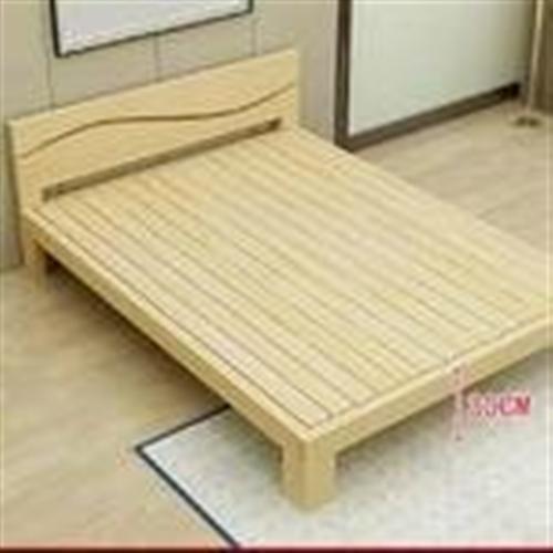 出售一张全新实木床