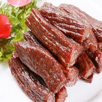 特色小吃風干牛肉干烤羊腿手抓肉醬牛肉燒香酥焙子培訓