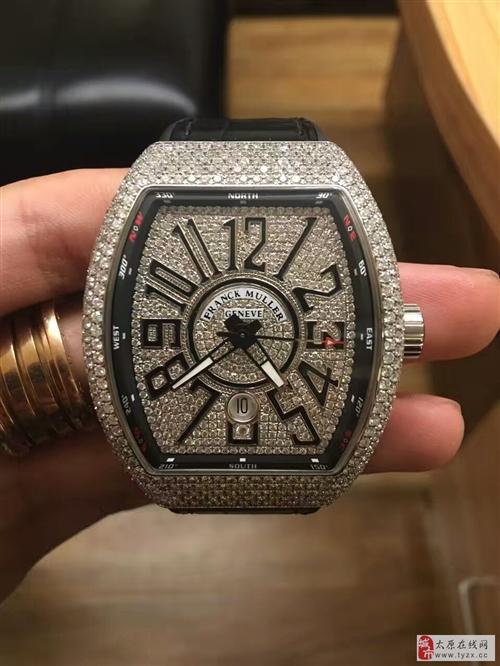 太原市哪里回收伯爵手表了