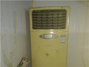 5P格力空调低价出售,40平制冷机和保温板房出售
