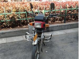 低价转让豪爵HJ125-2摩托车,有牌子无行车证