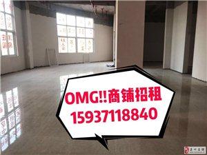 樊营商铺1500平方(可自由分割)对外招租