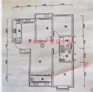 好泰・御捷城东楼头单价低3室2厅2卫