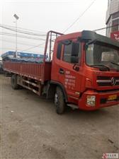 出售陕汽轩德X6一辆6.8米平板国4
