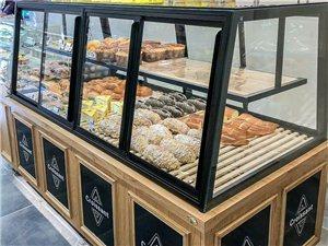 面包展柜定制找鑫诚,厂家直销有保障