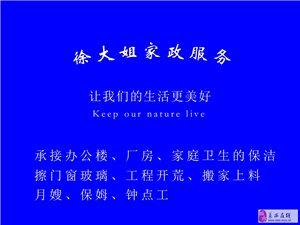 萊西-徐大姐家政服務