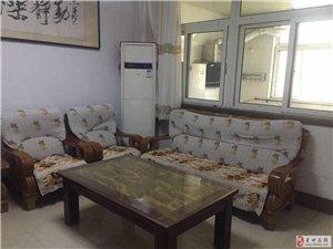 阳光花园3楼  2室2厅90平 精装 家具家电齐全