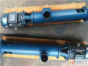 4寸升級款抽糞泵@養殖場干濕兩用吸糞機@絞龍式水泵