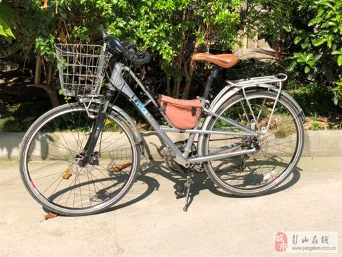 閑置捷安特旅行自行車出售