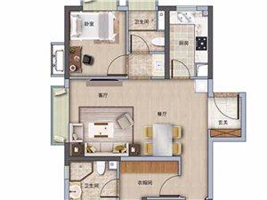 3室2�d2�l106平米