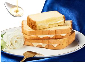 吃不胖的山药吐司面包,小仙女们最爱的山药乳酸菌面包