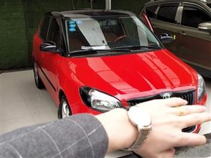 斯柯达晶锐,2012年的车,11万公里