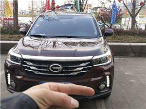 传祺GS4,自家朋友的一手车,5万公里,4S店全程保养