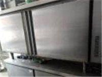 出售2台操作台冰箱