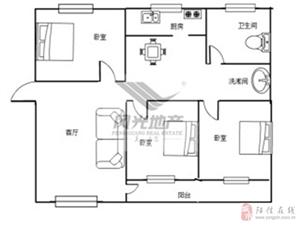 农行家属院南院3室2厅1卫95万元按揭过户