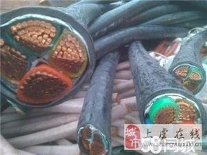 上虞市公司廢電線電纜回收紹興回收廢舊電纜線量大價高