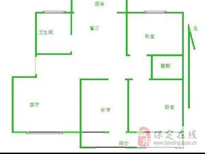 红阳小区3室1楼,带地下室,水电双气,南北通透户型