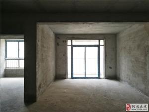 东部新城+天红公馆+电梯毛坯三居室+低于市场价