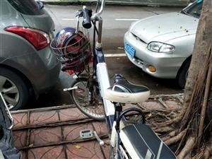 鋰電自行車