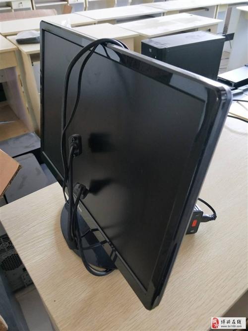 电脑、全新电脑桌处理