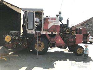 本人有割麦机一台,现转让,?#22270;?#20986;售