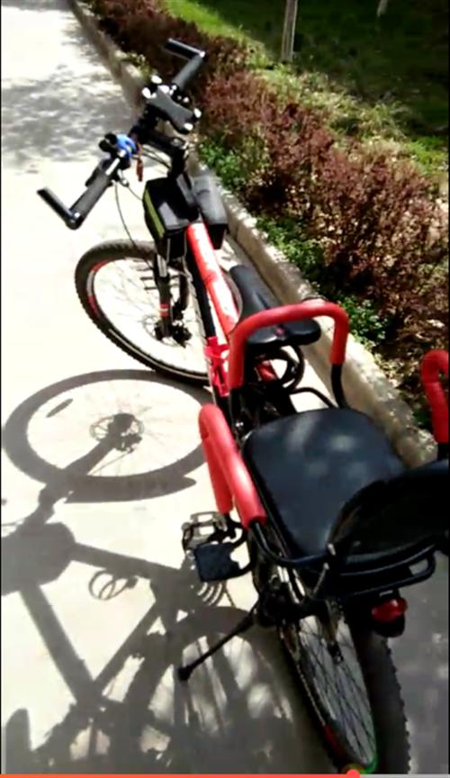出售自己的山地自行车