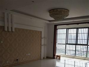 出售翡翠城精装修未入住电梯中层送地一室