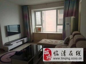 临广场.龙凤城8楼2室家具家电全.拎包入住