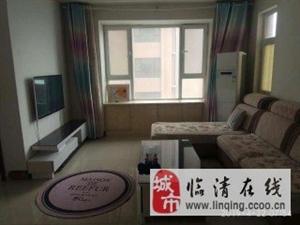 龙凤城8楼拎包入住2室2厅1卫1300元