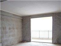 杜鹃华府电梯房中层131平米毛坯三室两厅东边户