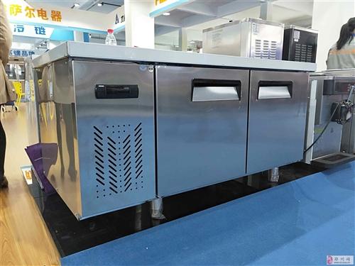 郑州冷冻操作台那个牌子好优质两门厨房冷冻柜厂家