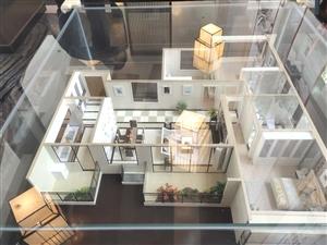 滨江新区朝中庭3室2厅2卫38.8万元