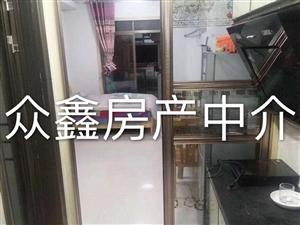 房屋出租,名桂首府,单身公寓8楼,1室1厅1卫