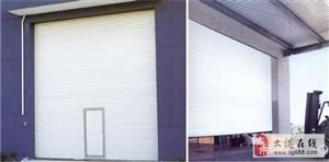 大港安装抗风卷帘门安装工业提升门安装工业平开门