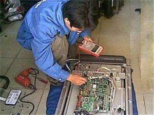 武漢江夏紙坊廟山大花嶺液晶電視機廣告機維修修屏安裝