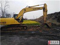 纯进口挖掘机,已在工程可正常使用