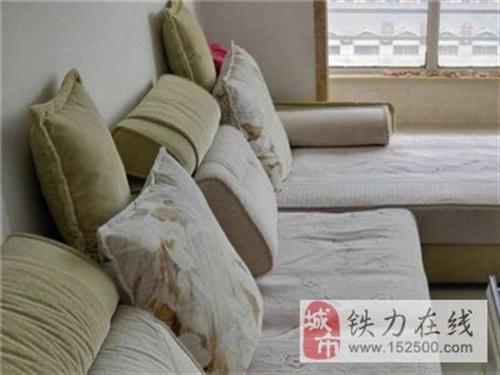 出售二手床,床垫子一套,沙发二