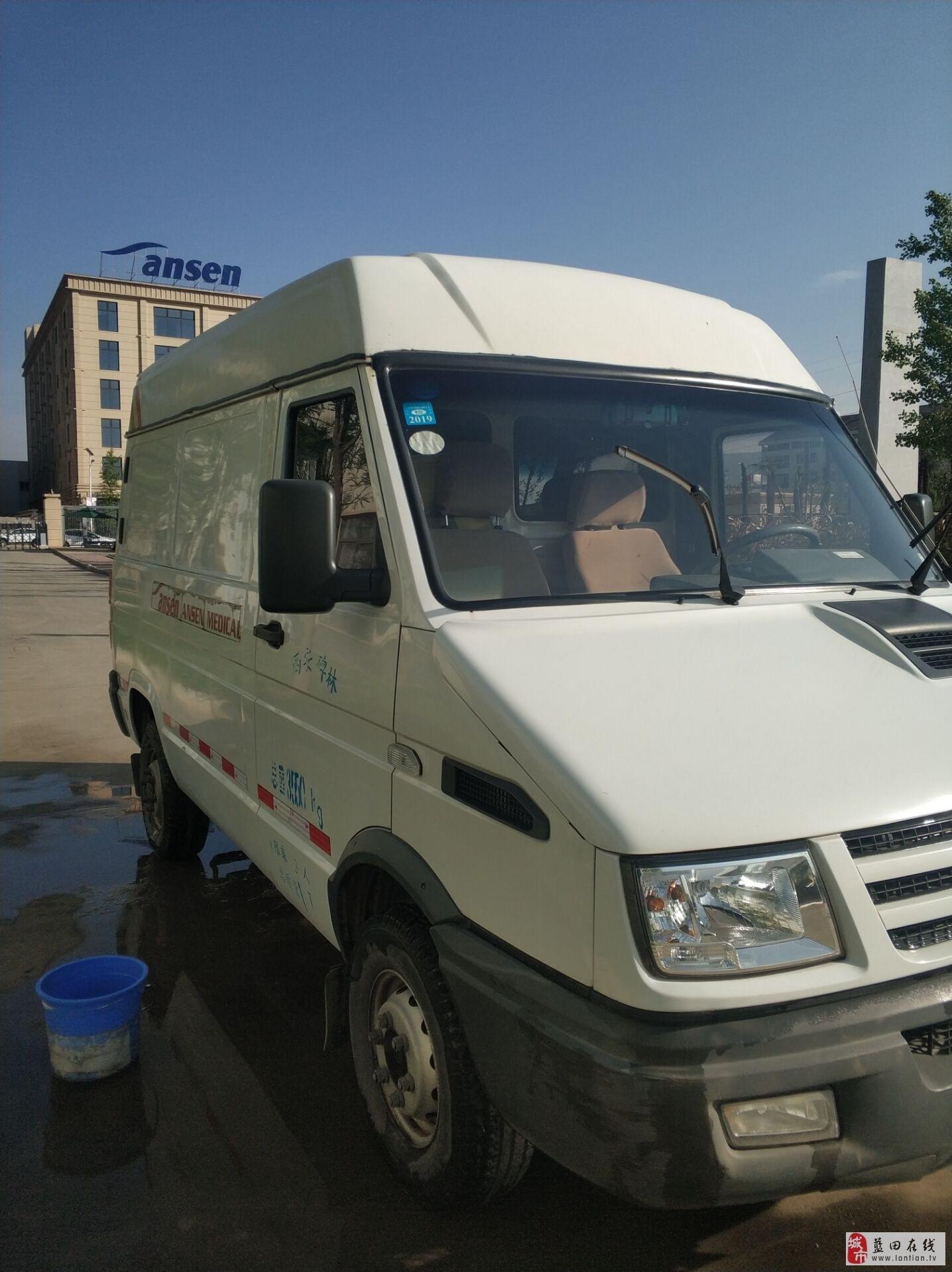 出售轻型厢式依维柯货车,手续齐全,价格可议,随时看