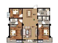 和晟园小区3室2厅2卫80万元