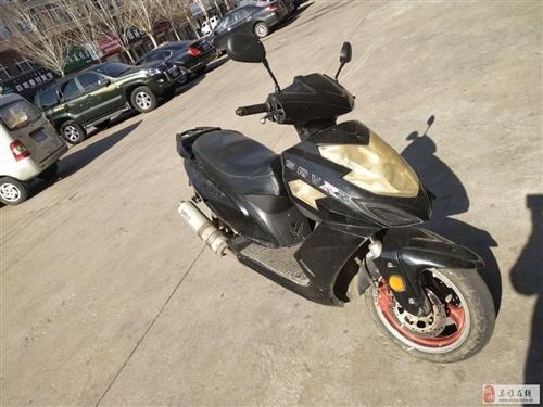 出售二手踏板摩托