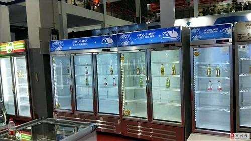 星星陈列柜立式展示柜饮料酒水冷藏