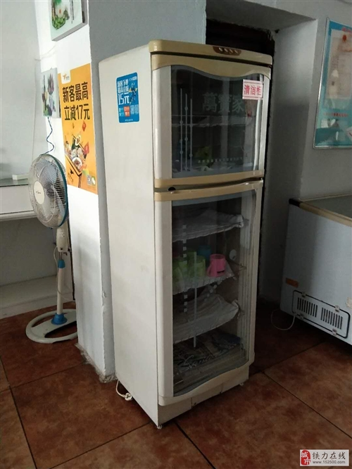 出售7誠新消毒柜150元