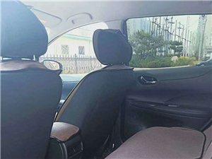 出售13年尼桑骐达,1.6自动挡女士一手车,实表4万公里,内饰零磨损。