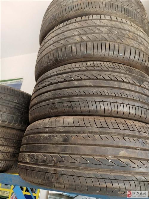 陈四轮胎常年出售各种二手轮胎,详情电话咨询