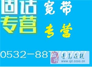 专业办理青岛公司商务宽带写字楼办公楼商务宽带