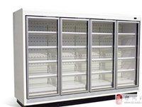 鄭州超市商場飲料柜保鮮柜酸奶柜定制